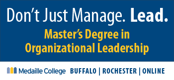 Master of Arts in Organizational Leadership Billboard