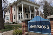 Admissions House