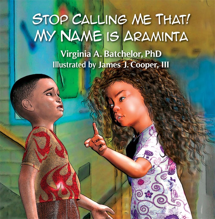 Stop Calling Me That! My Name Is Araminta - Good