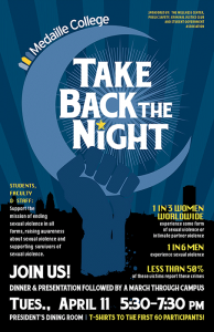 Take Back The Night @ Events Arena