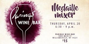 Wine Tasting Party at Parings Wine Bar @ Parings Wine Bar   Williamsville   New York   United States