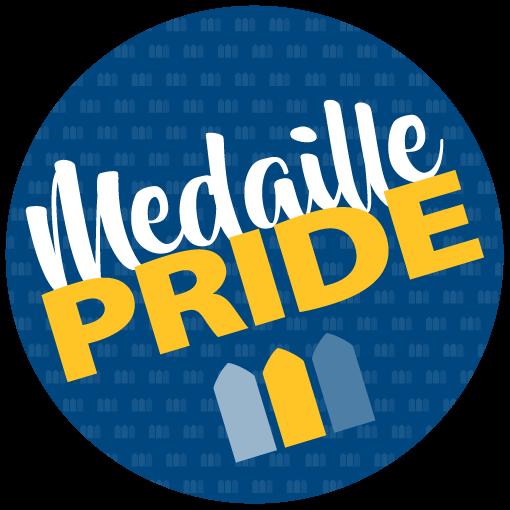 #MedaillePride icon