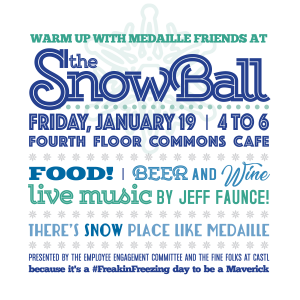 SnowBall @ Medaille College, 4th Floor of Main | Buffalo | New York | United States