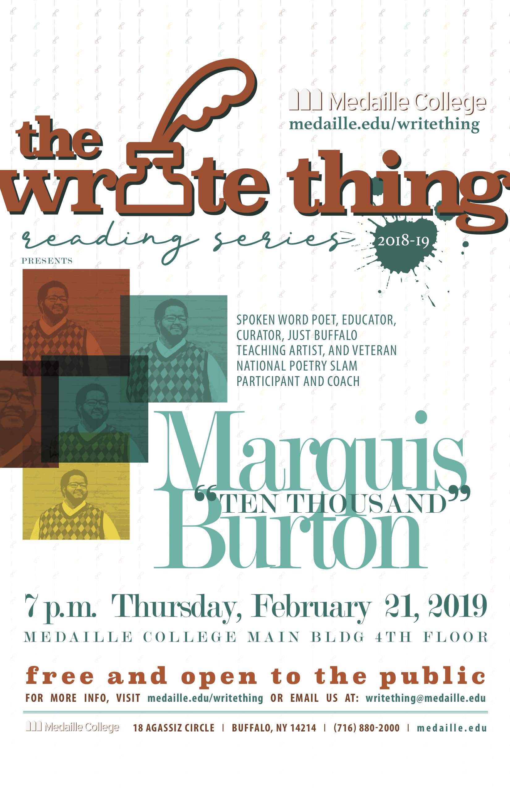 write thing 11x17 marquis burton 2018-19
