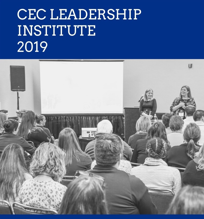 Council for Exceptional Children Leadership Institute 2019