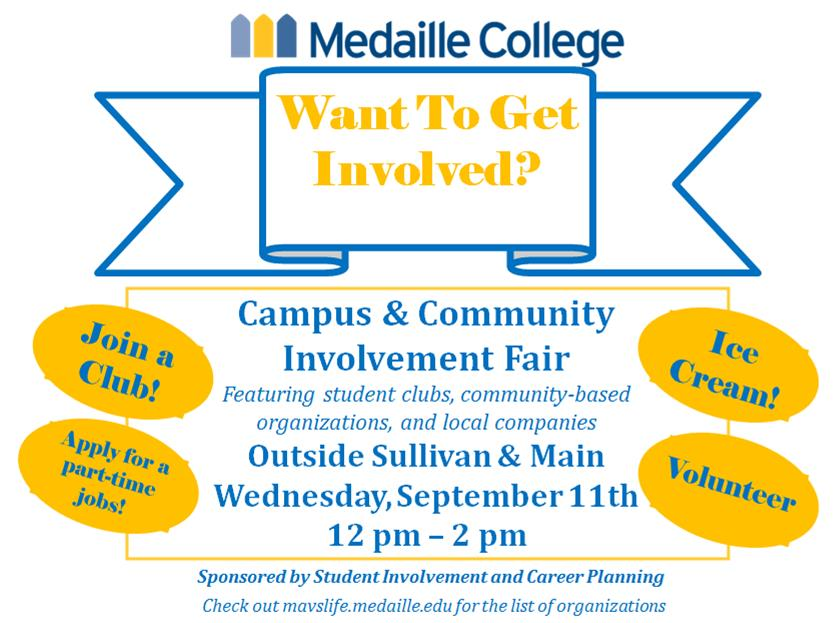 Campus Community Fair